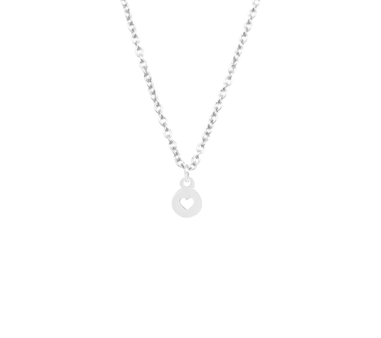 Mas Jewelz necklace label Clover